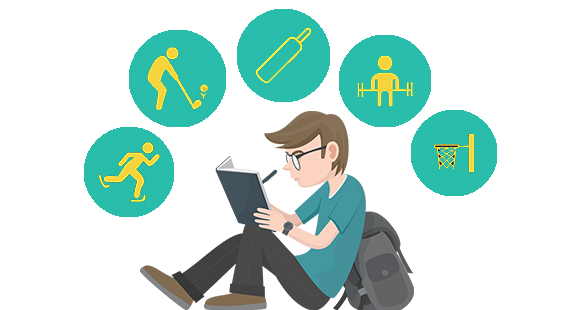 Importance Of Hobbies In A Student's Life