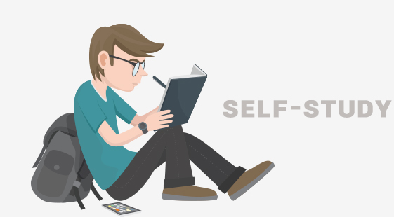 Self & Study Vector Images (over 120)